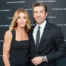 Patrick Dempsey's Wife  Is Seeking Spousal Support and Joint Custody of Kids