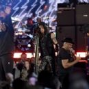 Aerosmith performs onstage during the 62nd Annual GRAMMY Awards at STAPLES Center on January 26, 2020 in Los Angeles, California - 454 x 303
