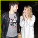 Keegan Allen and Ashley Benson