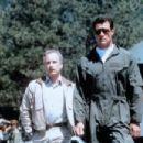 Richard Dreyfuss and Brad Johnson in Always (1989)