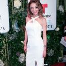 Edith Gonzalez- Telemundo NATPE Party Red Carpet Arrivals - 349 x 519