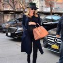Rosie Huntington Whiteley out in NYC - 454 x 577