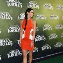 Megan Fox arrives at the Sydney Premiere of