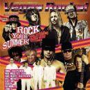 Vince Neil, Tommy Lee, Mick Mars, Nikki Sixx, Bret Michaels, Bobby Dall, Rikki Rockett & C.C. Deville