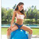 Rebeca Rubio - Hombre Magazine Pictorial [Mexico] (March 2012) - 450 x 594