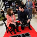 Loretta Lynn and Jack White Induction Into The Nashville Walk Of Fame on June 4, 2015 in Nashville, Tennessee. - 422 x 600