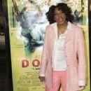 Macy Gray at the LA premiere of New Line Cinema's Domino