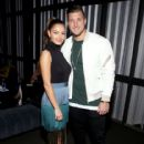 Tim Tebow Demi-Leigh Nel-Peters-  DIRECTV Super Saturday Night 2019 - Inside - 416 x 600