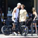 Julianne Hough – Spotted with her brother Derek Hough in Sherman Oaks