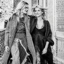 Elle Fanning and Melanie Laurent – Madame Figaro Magazine (October 2018)