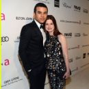 Jacob Artist and Bonnie Wright - 454 x 655