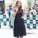 Ashley Greene – Arrives at AOL Build Series Studio in New York City
