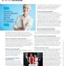 Emma Thompson – Good Housekeeping UK Magazine (September 2018) - 454 x 612