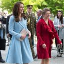 Kate Middleton at City Museum in Luxembourg - 454 x 665
