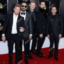Backstreet Boys - 61st Grammy Awards - 454 x 537
