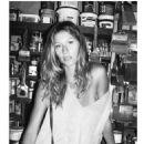 Gisele Bündchen for Sonia Rykiel Fall/Winter 2014 ad campaign