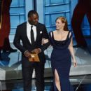 Idris Elba-February 22, 2015-87th Annual Academy Awards Show