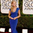 Nancy O'Dell attends the 71st Annual Golden Globe Awards held at The Beverly Hilton Hotel on January 12, 2014 in Beverly Hills, California