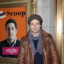 Sebastian Stan Attends 'The Heidi Chronicles' Broadway Opening Night