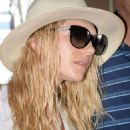 Katheryn Winnick at LMM airport in San Juan - 454 x 681