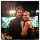Shawn Christian and Melissa Reeves