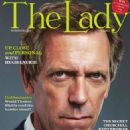 Hugh Laurie - The Lady Magazine Cover [United Kingdom] (19 February 2016)