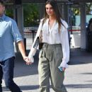 Taylor Hill with Michael Stephen Shank out in Los Angeles
