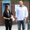 Derek Jeter and Minka Kelly - 278 x 400