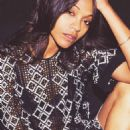 Zoe Saldana - Glamour Magazine Pictorial [United Kingdom] (August 2016)
