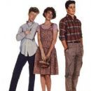Michael Schoeffling, Molly Ringwald and Anthony Michael Hall in Sixteen Candles (1984) - 255 x 292