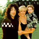 Paul and Pamela with son - 396 x 419