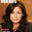 Maura Tierney - TV Guide - October 2008