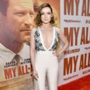 Actress Sarah Bolger attends the premiere of Clarius Entertainment's