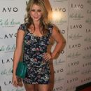 Lauren Bosworth - LAVO Nightclub In Las Vegas - 03.09.2010
