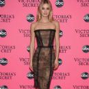 Megan Williams – 2018 Victoria's Secret Viewing Party in New York - 454 x 681