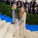 Mary-Kate and Ashley Olsen – 2017 MET Costume Institute Gala in NYC - 454 x 588