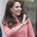 Kate Middleton – Launch of the 'Out of the Blue' Series in London - 454 x 763