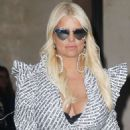 Jessica Simpson – Out and about in New York City - 454 x 532