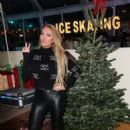 Aisleyne Horgan-Wallace – Lakeside Skating Ring Press Night in Essex