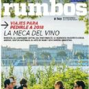 France - Rumbos Magazine Cover [Argentina] (29 December 2017)