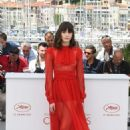 Stacy Martin – 'Redoutable' Photocall at 70th Cannes Film Festival - 454 x 681