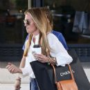 Cat Deeley – Shopping at Barney's New York in Beverly Hills - 454 x 681