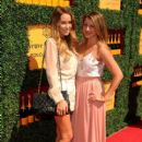 Lauren Conrad arrives at the Veuve Clicquot Polo Classic Los Angeles at Will Rogers State Historic Park on October 9, 2011 in Los Angeles