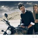 Constance Jablonski for Sarar Fall/Winter 2014 ad campaign
