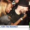 Nicole Narain and Fred Durst
