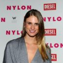 Julie Henderson - NYLON celebration for the February issue with cover star Leighton Meester at W Hotel Dowtown on February 1, 2011 in New York City