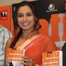 Rani Mukherjee Launches Book 'Mafia Queens of Mumbai