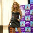 Paulina Rubio - Presents Her Album Gran City Pop In Madrid - 22.06.2009