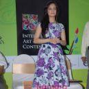 Diya Mirza - Arts & Craft Contest November 2008