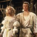 Jennifer Jason Leigh and Rutger Hauer in Flesh+Blood (1985) - 454 x 304